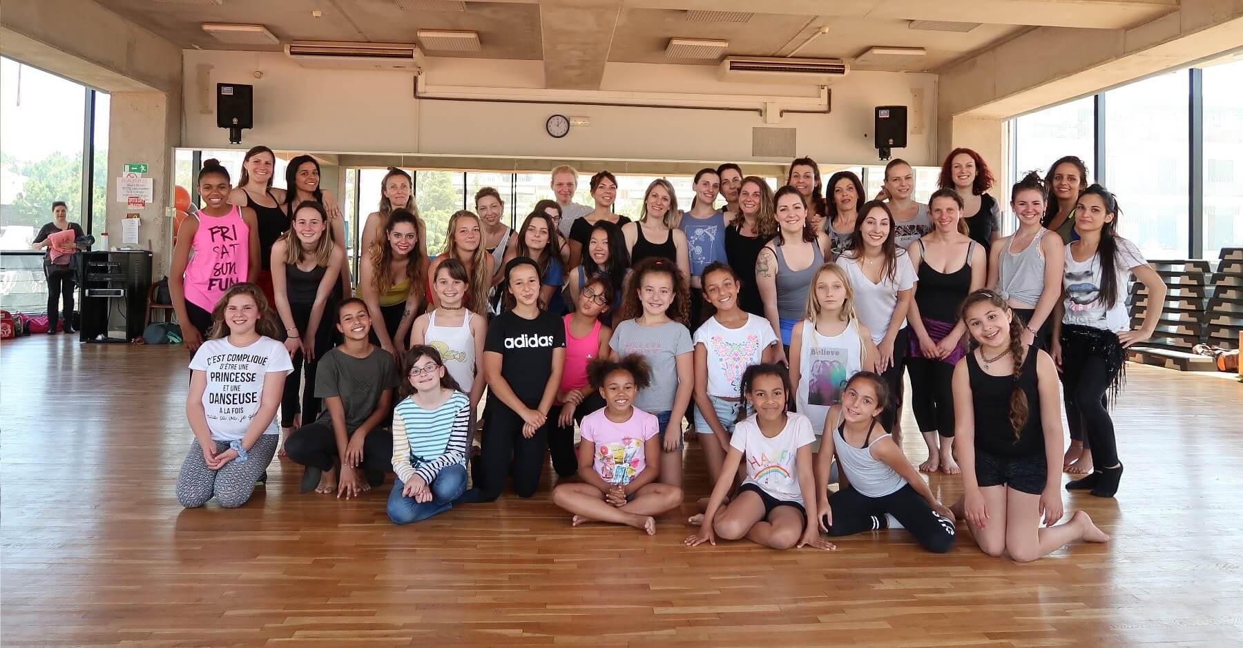 Cours de Danse Orientale Nice - Ecole Kahina Oriental Fusion