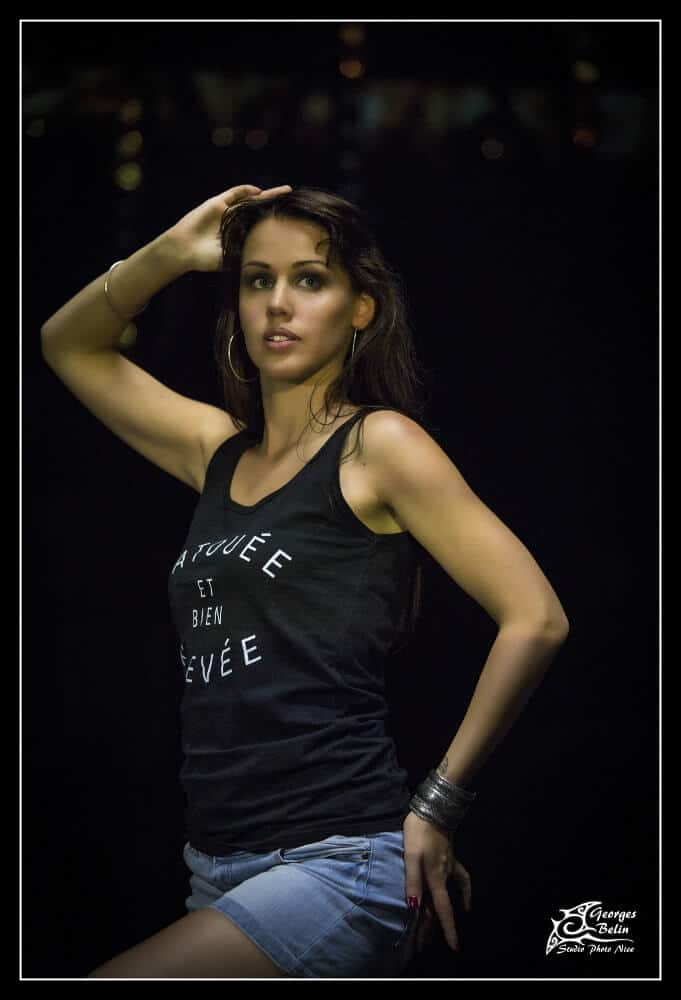 Elisa Lhortolat - Professeur de danse orientale Nice