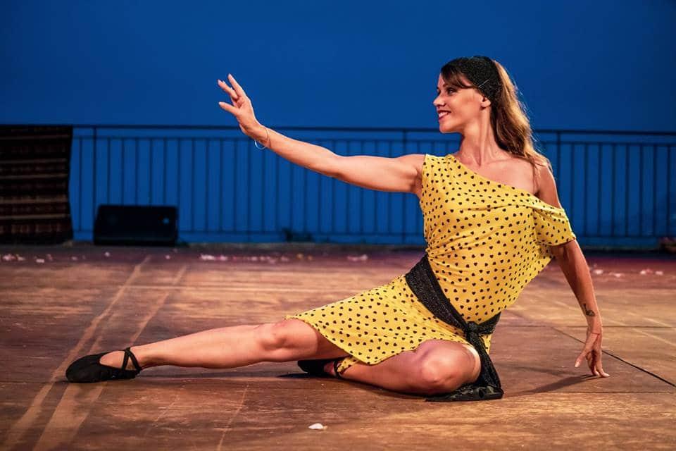 cours de danse orientale à Nice