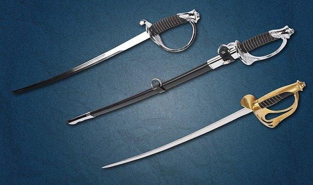 sword bellydance